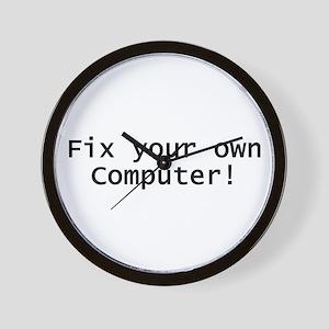 Fix Own Wall Clock