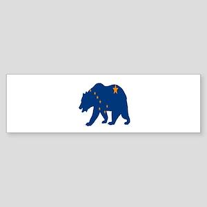 ALASKAN Bumper Sticker