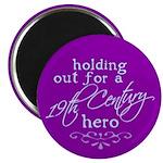 19th Century Hero Magnet