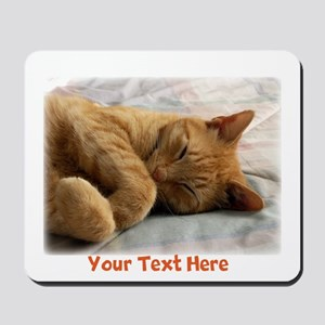 Personalizable Sweet Dreams Mousepad
