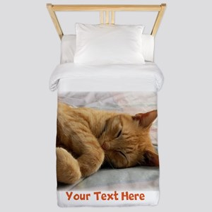 Personalizable Sweet Dreams Twin Duvet