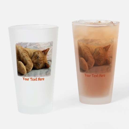 Personalizable Sweet Dreams Drinking Glass