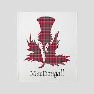 Thistle - MacDougall Throw Blanket