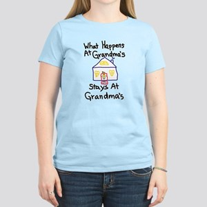 Grandma's House Women's Light T-Shirt