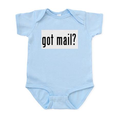got mail? Infant Creeper