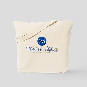 Theta Phi Alpha Monogram Tote Bag