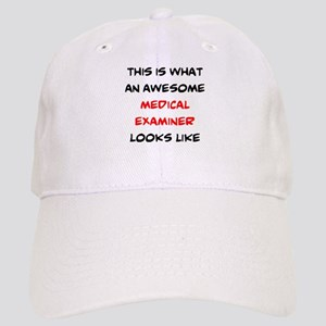 awesome medical examiner Cap