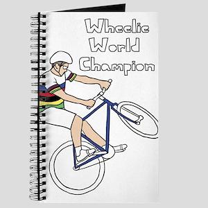 World Champion Wheelie Rider (In Rainbow J Journal