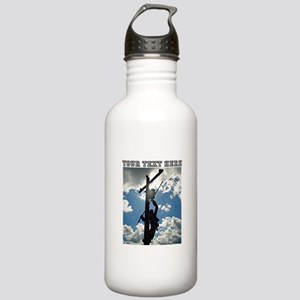Personizable Rusty the Lineman Water Bottle
