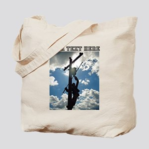 Personizable Rusty the Lineman Tote Bag