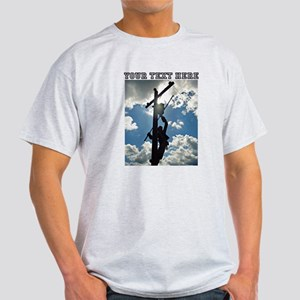 Personizable Rusty the Lineman T-Shirt