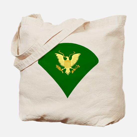 Unique Military ranks Tote Bag