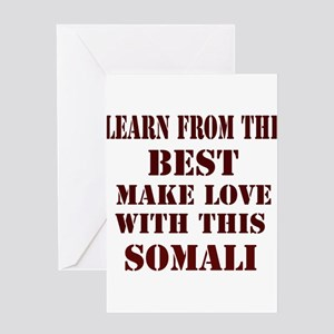 I love somali greeting cards cafepress learn from this somali greeting card m4hsunfo