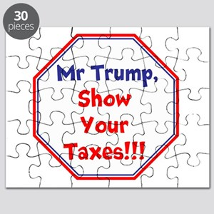 Trump show your taxes Puzzle