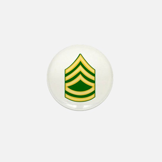 Funny National guard soldier Mini Button
