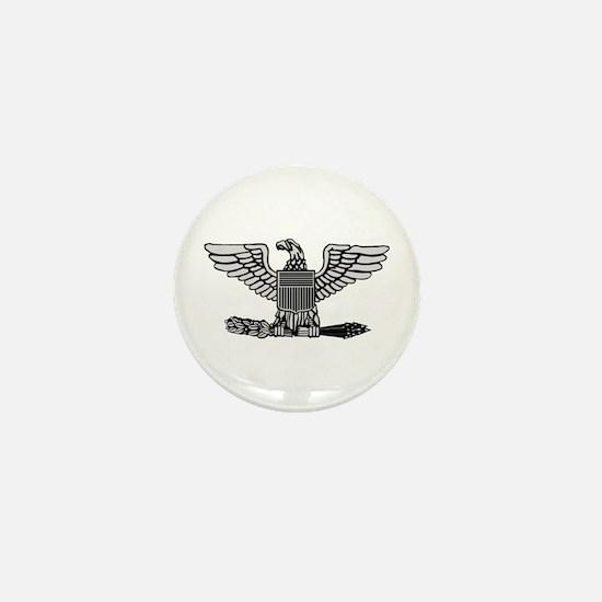 Cute National guard soldier Mini Button