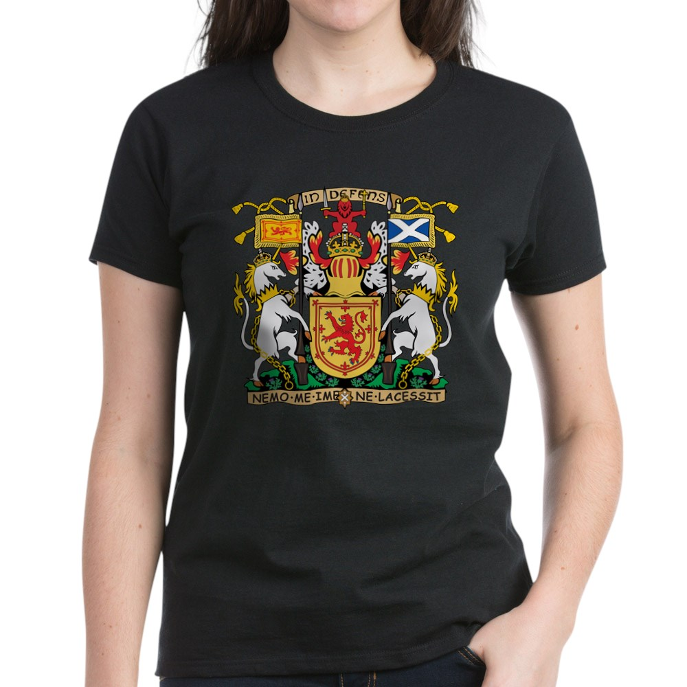 CafePress-Scotland-Coat-Of-Arms-T-Shirt-Women-039-s-Cotton-T-Shirt-195329589 thumbnail 8