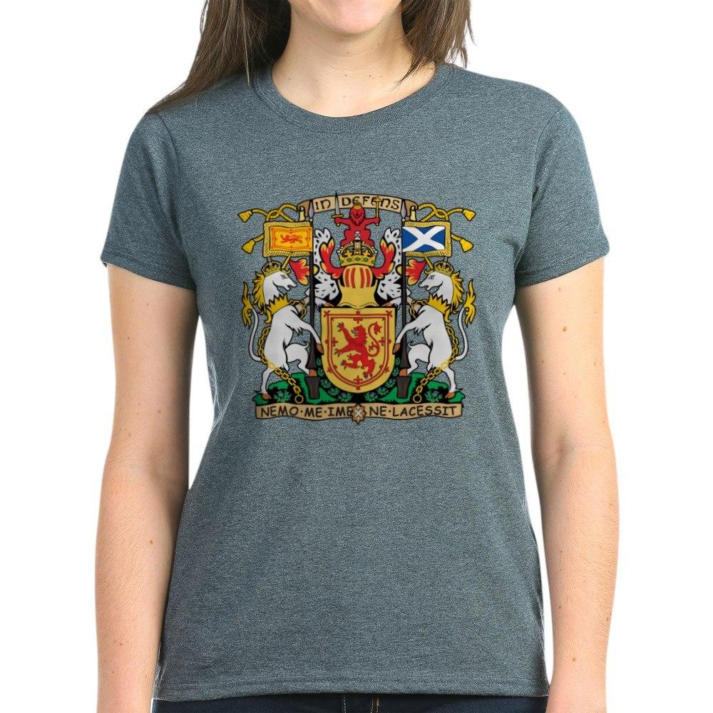 CafePress-Scotland-Coat-Of-Arms-T-Shirt-Women-039-s-Cotton-T-Shirt-195329589 thumbnail 56