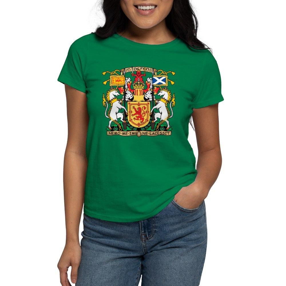 CafePress-Scotland-Coat-Of-Arms-T-Shirt-Women-039-s-Cotton-T-Shirt-195329589 thumbnail 63