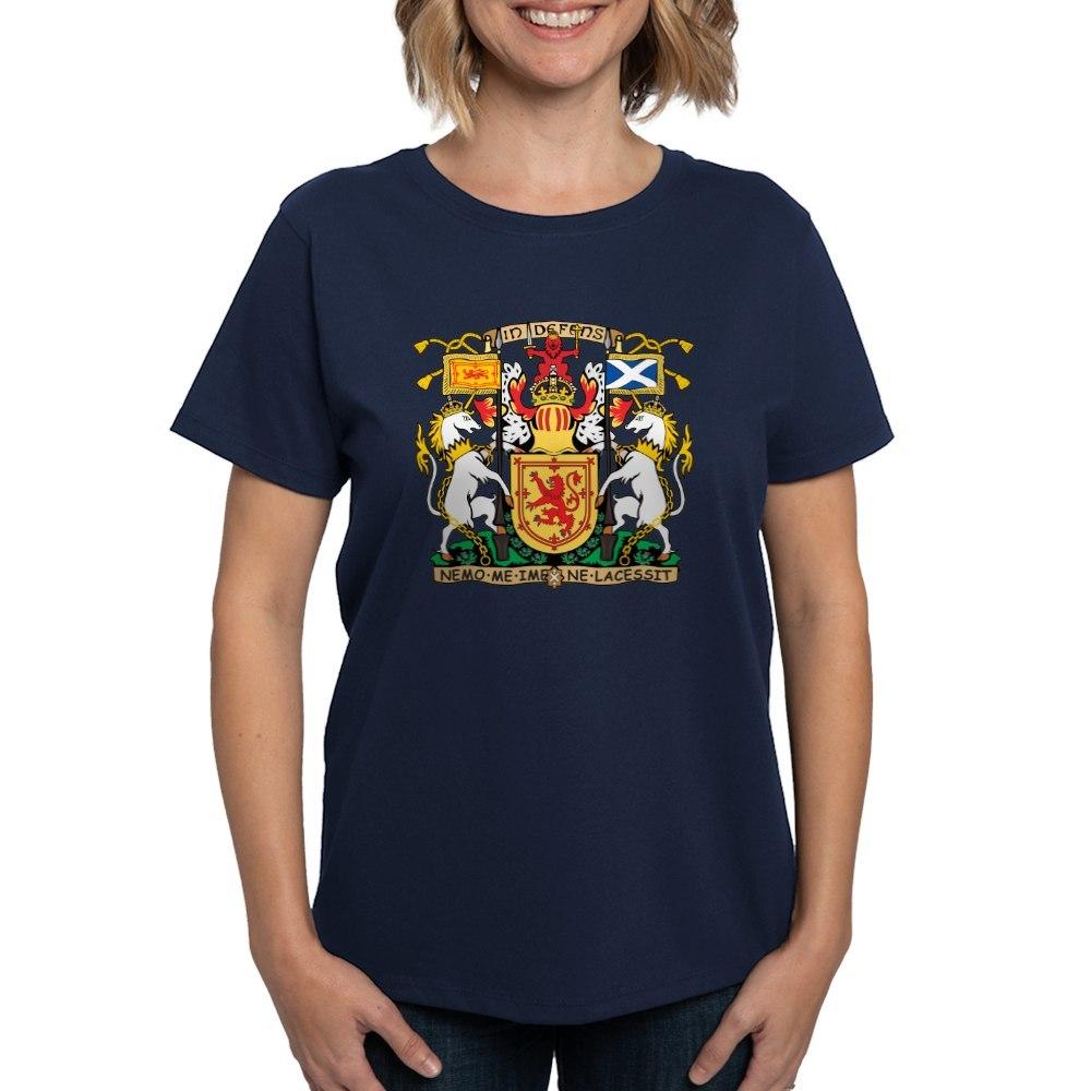 CafePress-Scotland-Coat-Of-Arms-T-Shirt-Women-039-s-Cotton-T-Shirt-195329589 thumbnail 38