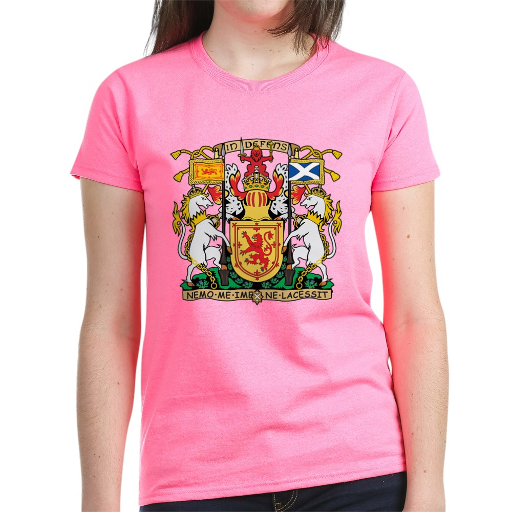 CafePress-Scotland-Coat-Of-Arms-T-Shirt-Women-039-s-Cotton-T-Shirt-195329589 thumbnail 26