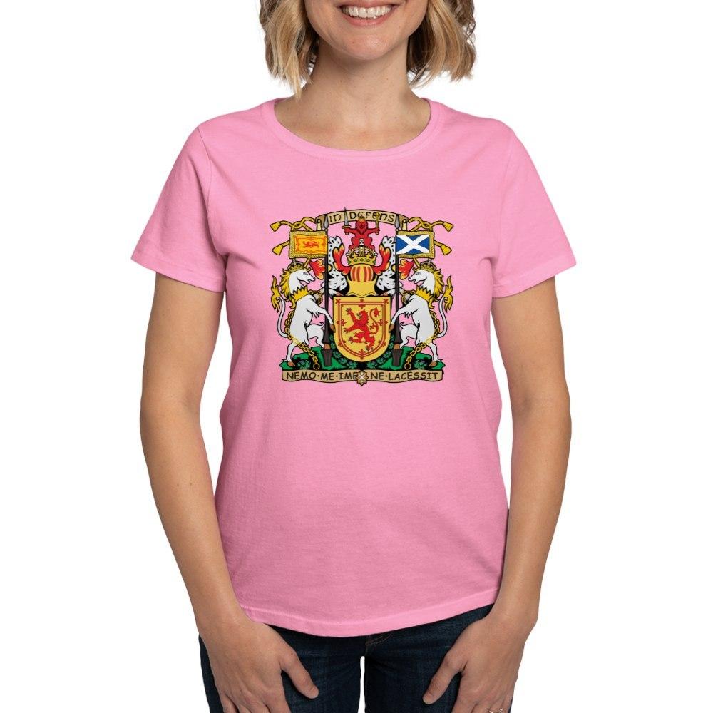 CafePress-Scotland-Coat-Of-Arms-T-Shirt-Women-039-s-Cotton-T-Shirt-195329589 thumbnail 28