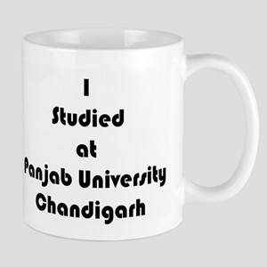 Panjab University Mug