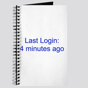 Last Login Journal
