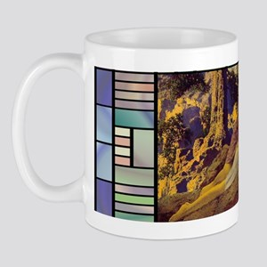 """Waterfall"" Mug By Parrish Mugs"