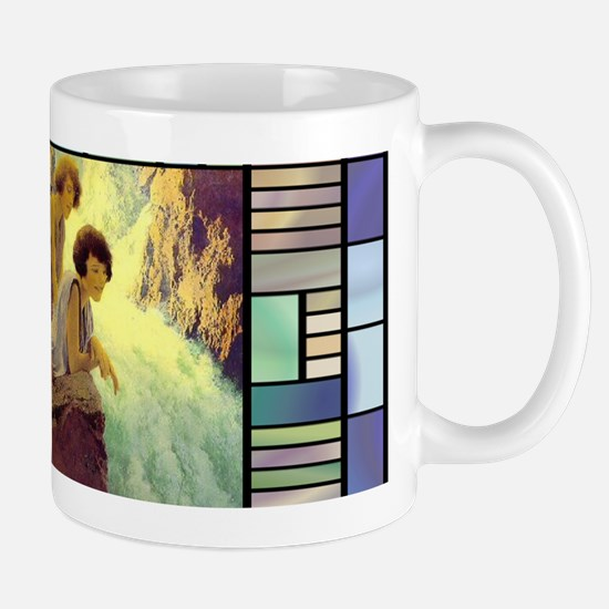 """""""Waterfall"""" Mug By Parrish Mugs"""