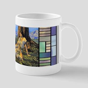 """Hilltop"" Mug by Parrish"