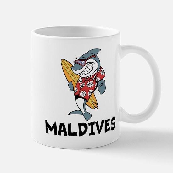 Maldives Mugs