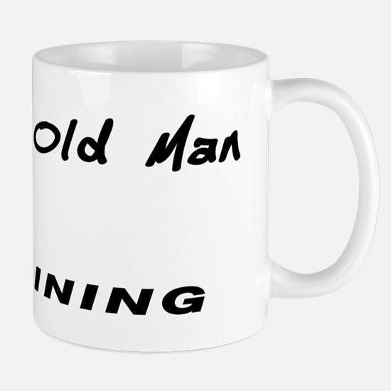 Grumpy Old Man Mug