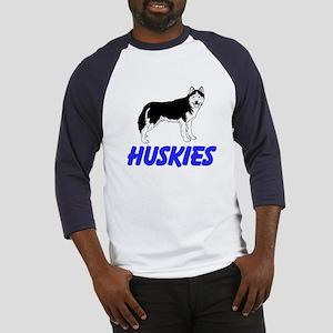 HUSKIES Baseball Jersey