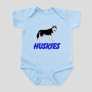 HUSKIES Infant Bodysuit