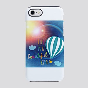 Life is a Beautiful Ride iPhone 8/7 Tough Case