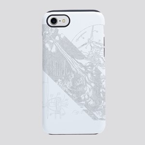 Wind Powered Dark iPhone 8/7 Tough Case