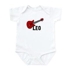 Guitar - Leo Infant Bodysuit