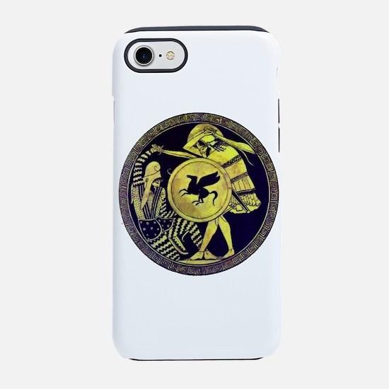 Unique Sparta iPhone 8/7 Tough Case