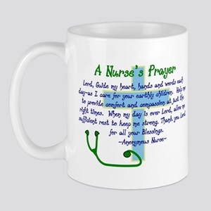 Nurse Prayer Mugs