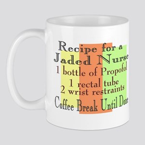 Recipe Jaded Nurse Mugs