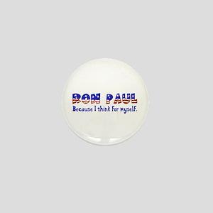 Vote for Ron Paul Mini Button