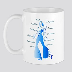 Essence of Woman Mug