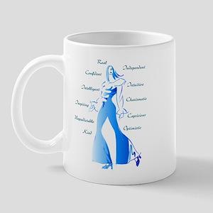 Essence of Woman Mug