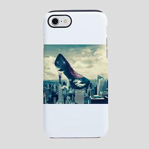 Stiletto in Manhattan iPhone 8/7 Tough Case
