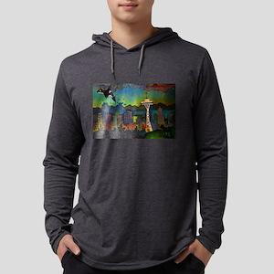 Catastrophe Shamoo Long Sleeve T-Shirt
