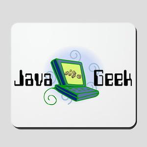 Java Geek Mousepad