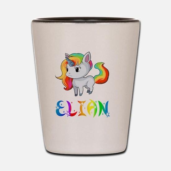 Unique Elian Shot Glass