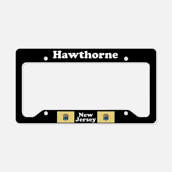 Hawthorne NJ - LPF License Plate Holder