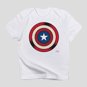 Captain America Comic Infant T-Shirt